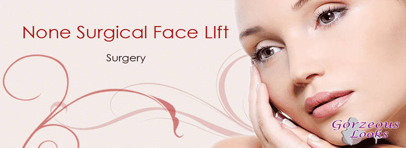 none surgical face lift